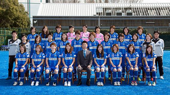 スフィーダ世田谷FCのトップメンバー
